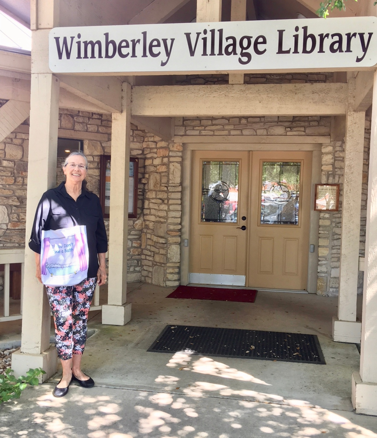 Wimberley, Texas ~ Author Reading